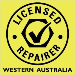 Licensed Repairer Tick