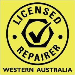 Licensed Repairer Tick