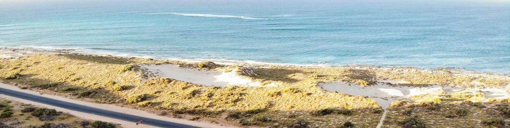 Caravan parks on the Ningaloo coast